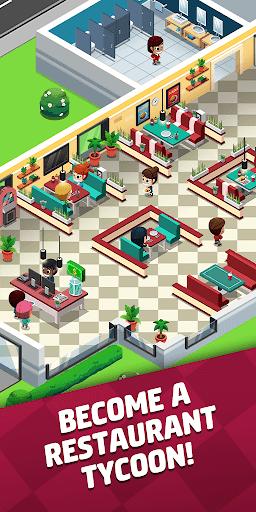 Idle Restaurant Tycoon - Build a restaurant empire 0.16.0 screenshots 15