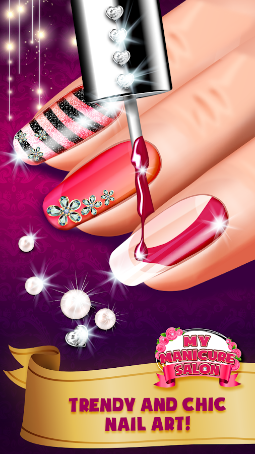 My manicure salon nail art designs games android apps on google play my manicure salon nail art designs games screenshot prinsesfo Choice Image