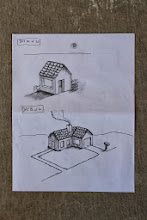 Photo: You Can Draw in 30 Days by Mark Kistler - Lessons 12 & 13. This was my first exciting moment. I kept looking back and forth between my first day's house and these, and it made me smile.