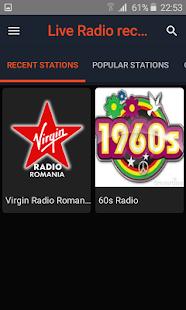 Live Radio Recorder - náhled