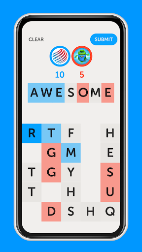 Letterpress - Word Game apkdebit screenshots 1