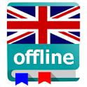 Offline English Dictionary(Million Word|Slang) icon