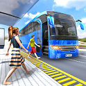 New Coach Bus Simulator 2020: Bus Driving Games icon
