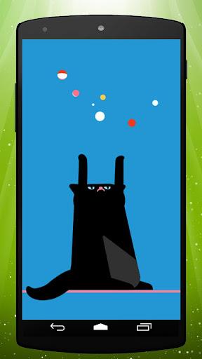 Playful Cat Live Wallpaper