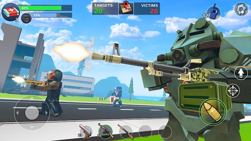 PIXEL'S UNKNOWN BATTLE GROUND Screenshot 14