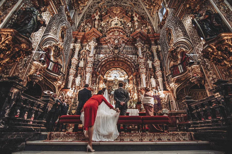 Wedding photographer Ernst Prieto (ernstprieto). Photo of 26.12.2019