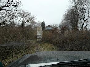 Photo: Dworek w Suszczynie, brama wjazdowa