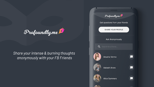 Download Profoundly: Anonymous Chats For PC 1
