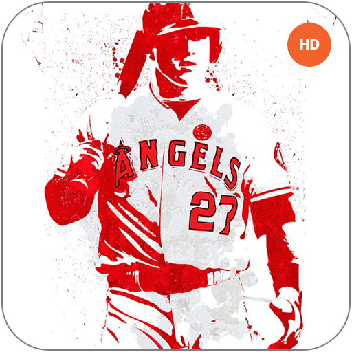 App Insights Mike Trout Wallpapers Hd Mlb Apptopia