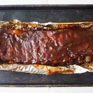 Oven Baked Pork Ribs Recipes.