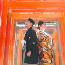 Wedding photographer Kenichi Morinaga (morinaga). Photo of 19.03.2018