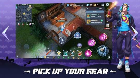 Download Survival Heroes – MOBA Battle Royale APK 3