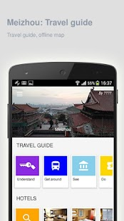 Meizhou: Offline travel guide - náhled