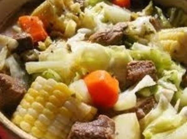Caldo De Res (beef Soup) Recipe