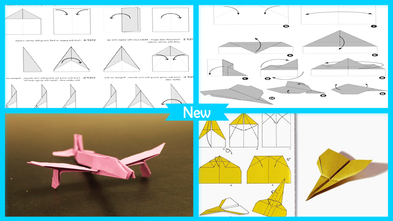 Easy origami paper plane step by step android apps on google play easy origami paper plane step by step screenshot jeuxipadfo Choice Image