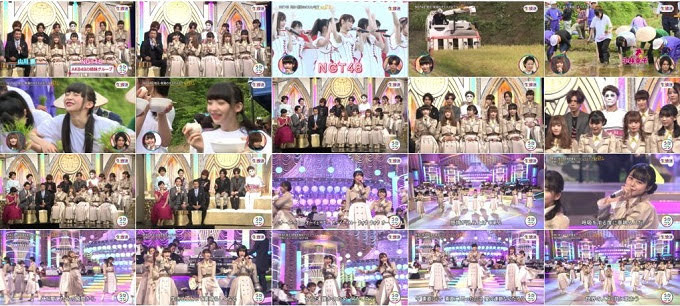 (TV-Music)(1080i) NGT48 – 世界の人へ + Talk (Utacon) 181002