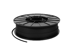 NinjaTek Armadillo Midnight Black TPU Filament - 1.75mm (0.5kg)