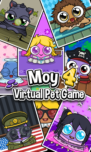 Moy 4 ud83dudc19 Virtual Pet Game 2.021 screenshots 1