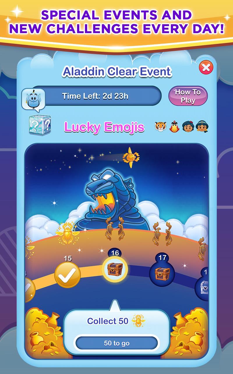 Disney Emoji Blitz Screenshot 15