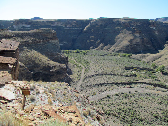 Lower Nine Mile Canyon