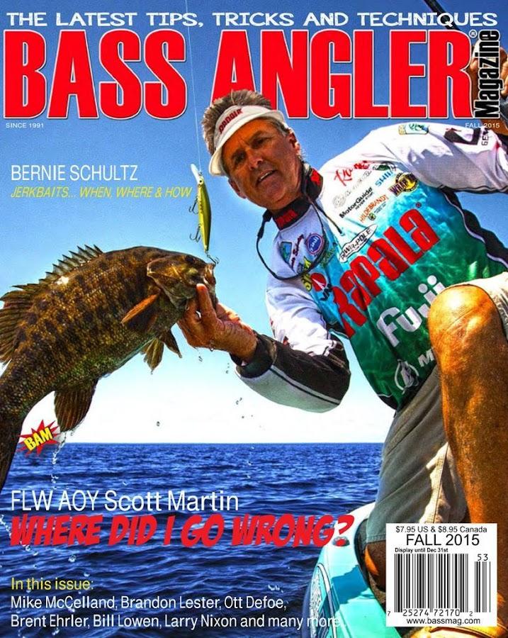 Bass Angler Magazine - YouTube