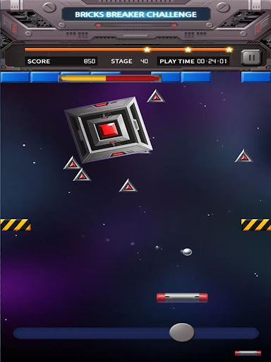 Bricks Breaker Challenge - screenshot