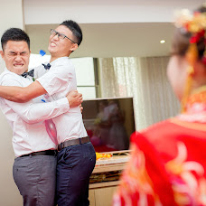 Wedding photographer Hui Hou (wukong). Photo of 14.10.2017