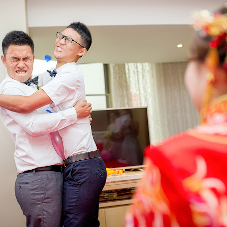 Wedding photographer Hui Hou (wukong). Photo of 14.10.2017