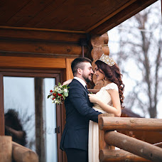 Wedding photographer Ekaterina Kamyanskaya (katekamyanskaya). Photo of 03.03.2016