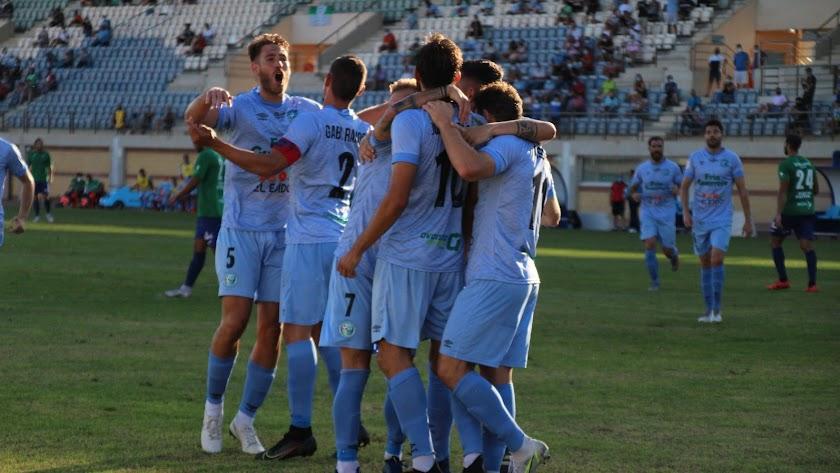 El equipo ejidense, a por la primera victoria.
