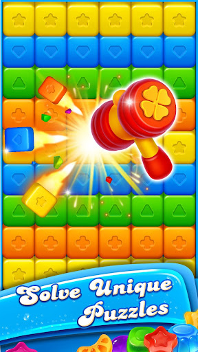 Blast Fever - Tap to Crush & Blast Cubes screenshots 2