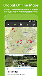 Komoot — Cycling, Hiking & Mountain Biking Maps APK screenshot thumbnail 15