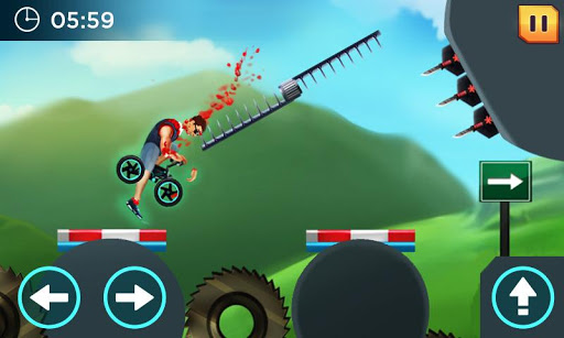 Crazy Wheels screenshot 3