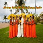 African Wedding and Party Songs Audio icon