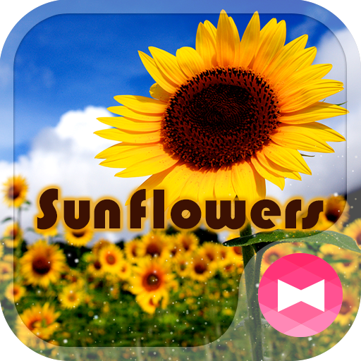 Summer Wallpaper Sunflowers Icon