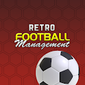 Retro Football Management - Be the best manager icon