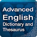 Advanced English & Thesaurus icon