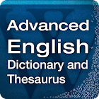 Advanced English Dictionary & Thesaurus icon