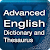 Advanced English Dictionary & Thesaurus file APK for Gaming PC/PS3/PS4 Smart TV