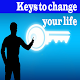 Keys to change your life for PC-Windows 7,8,10 and Mac