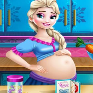 لعبة توليد المرأة الحامل - náhled