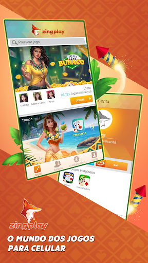 ZingPlay Jogos - Truco - Buraco - Tranca - Cacheta 1.0.0 screenshots 1