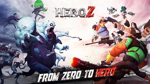 Hero Z:Survival Evolved screenshot 6