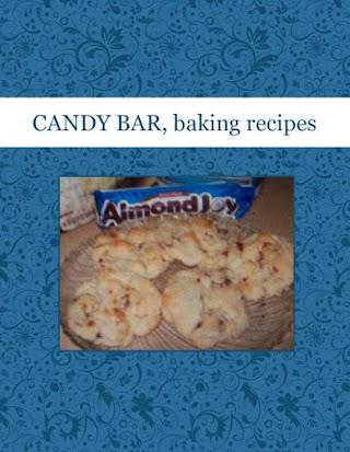 CANDY BAR, baking recipes
