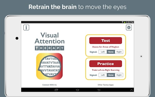 Visual Attention Therapy- screenshot thumbnail