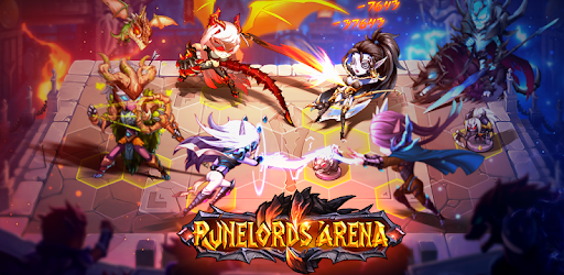 Runelords Arena: Turn-based Tactics Idle Hero RPG
