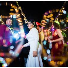 Wedding photographer Aaron Meza (aaronmeza). Photo of 04.02.2019