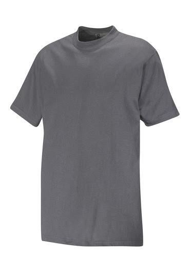 Boston T-shirt i 10 PACK GRÅ