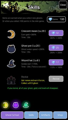Merge Ghosts: Idle Clicker 1.0.0.4 screenshots 4