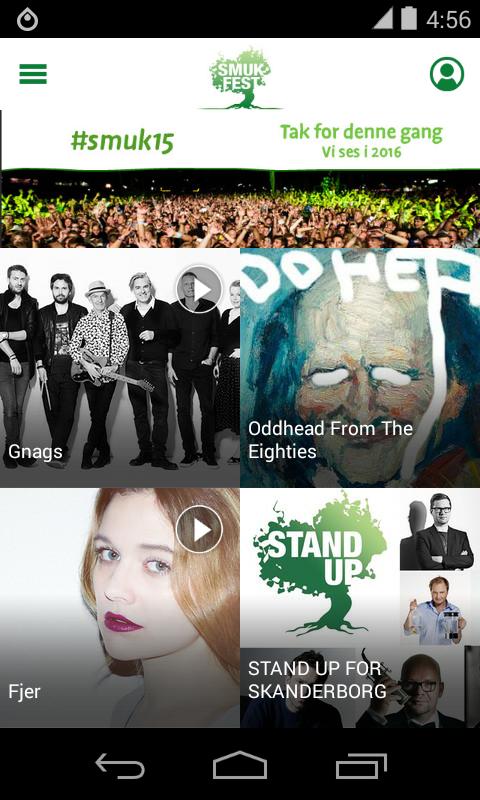 Smukfest 2015- screenshot